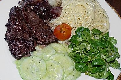 Töginger Kronfleisch in Rotweinsauce 1