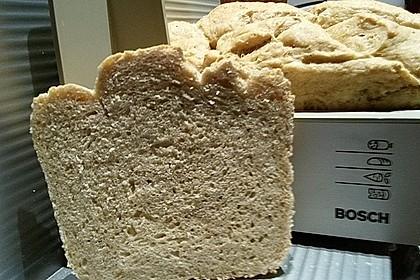 American Oatmeal Bread (Bild)