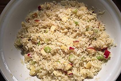 Apfel - Weißkohl - Salat 5