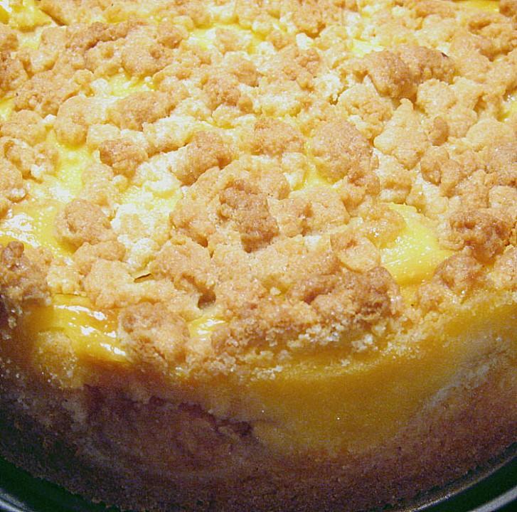 Apfel Pudding Kuchen Von Karila Chefkoch De