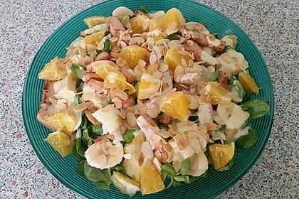 Fitness-Salat mit Curry-Joghurt-Dressing 3