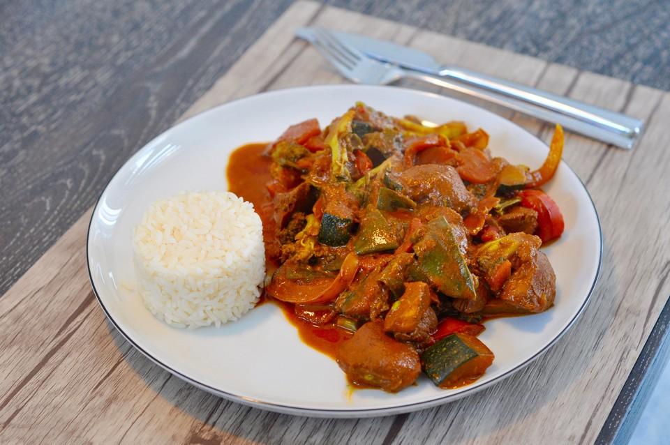 Thai Curry Von Jasmin193 Chefkoch