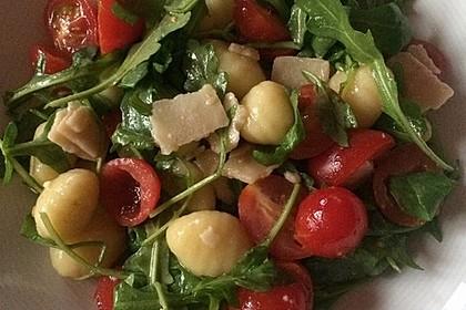 Gnocchi - Salat 9