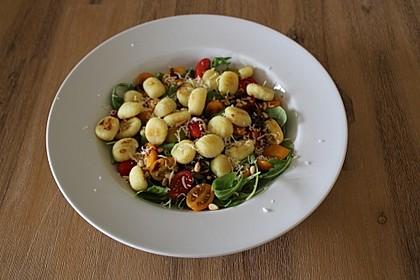 Gnocchi - Salat 2