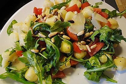 Gnocchi - Salat 4