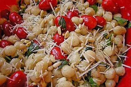 Gnocchi - Salat 8
