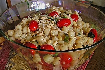 Gnocchi - Salat 11