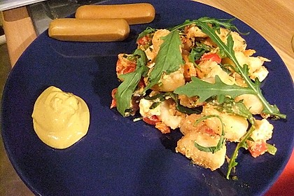 Gnocchi - Salat 12