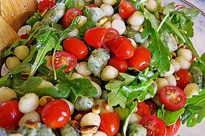 Gnocchi - Salat 3