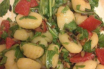 Gnocchi - Salat 5