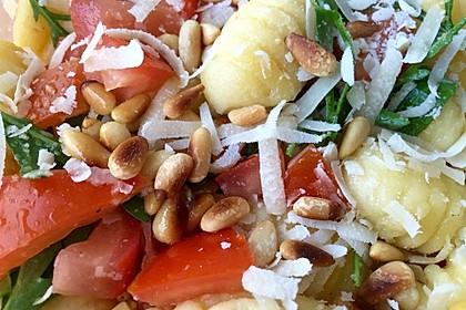 Gnocchi - Salat 13