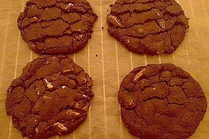 Chocolate Cookies á la Bondi American Style (Bild)