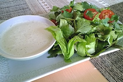 Joghurt - Sahne - Dressing