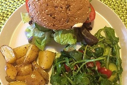Burger - gesund, fettarm und lecker 8