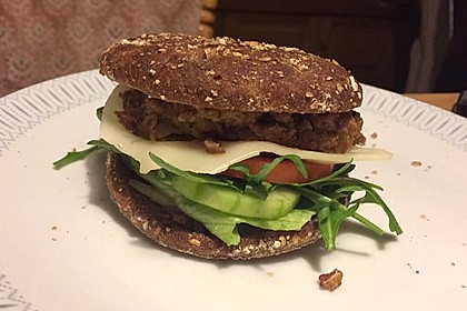 Burger - gesund, fettarm und lecker 2