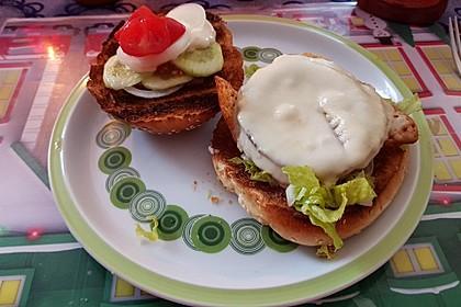 Burger - gesund, fettarm und lecker 4