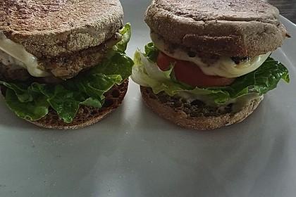 Burger - gesund, fettarm und lecker 6