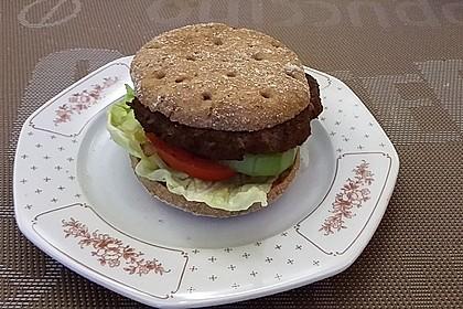 Burger - gesund, fettarm und lecker 3