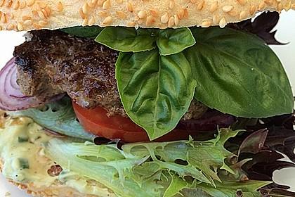 Burger - gesund, fettarm und lecker 1