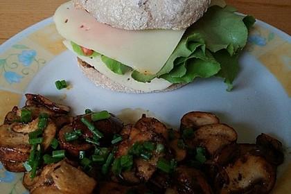 Burger - gesund, fettarm und lecker 7