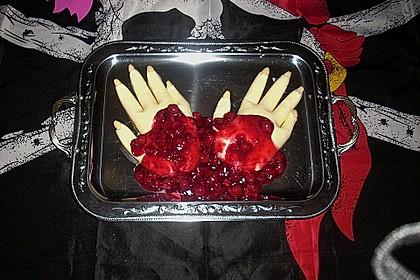 Eiterhände in Blut 2