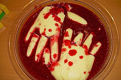 Eiterhände in Blut 4