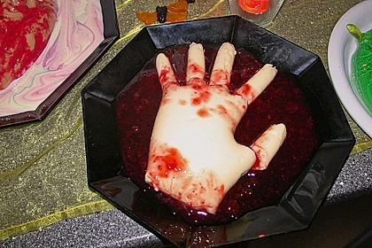 Eiterhände in Blut 5