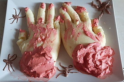 Eiterhände in Blut 17