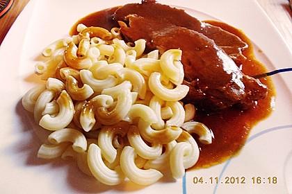 Omas  Fleisch aus der Kachel 31