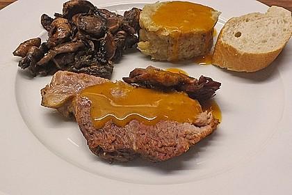 Omas  Fleisch aus der Kachel 26