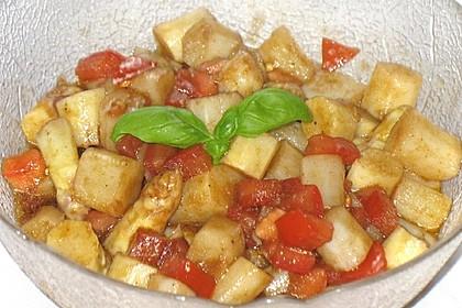 Spargelsalat in Tomatenvinaigrette 2