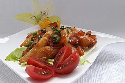 Spargelsalat in Tomatenvinaigrette 3