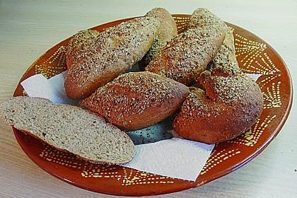 Burgis Kornspitzstangerl 60
