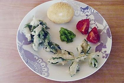Töginger frittierte wachsweiche Eier 10