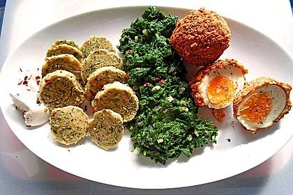 Töginger frittierte wachsweiche Eier 5