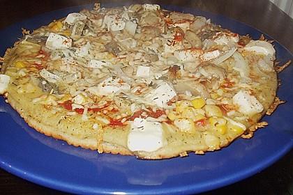 Pfannenpizza 1