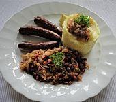 Gebratenes Sauerkraut (Bild)