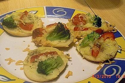 Gesunde Gemüsekreise (Bild)