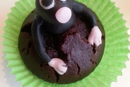 American Chocolate Chips Muffins (Bild)