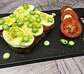 Vegetarische Brotzeit (Bild)