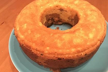 Marmorkuchen mit Mascarpone und Nougat 40