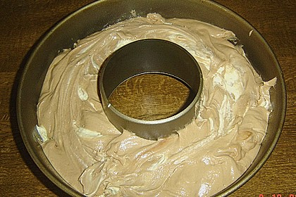 Marmorkuchen mit Mascarpone und Nougat 82