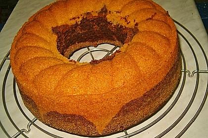 Marmorkuchen mit Mascarpone und Nougat 77