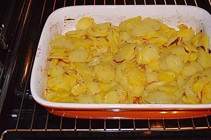 Pommes de terre Anna 9