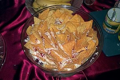 Tacosalat für Vegetarier 8