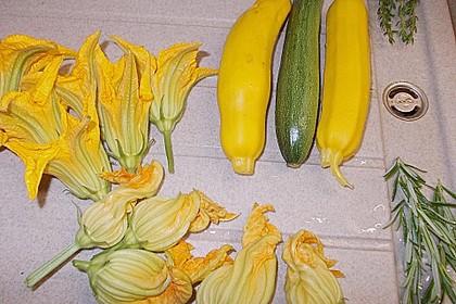 Ausgebackene Zucchiniblüten 3
