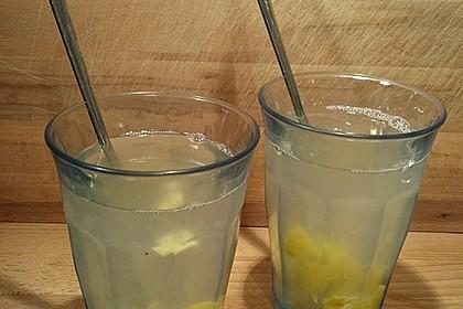 Heiße Ingwer - Limonade (Bild)