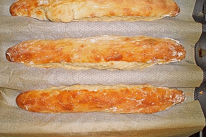 Baguette Parisienne 126