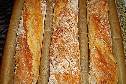 Baguette Parisienne 7