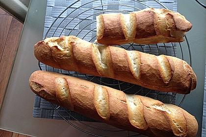 Baguette Parisienne 25
